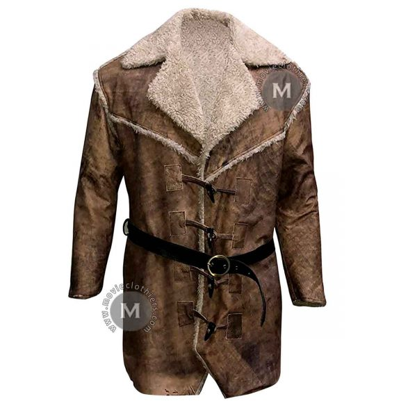 Hell on Wheels Brown Coat