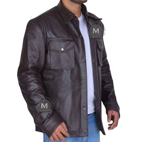 Matthews Leather Jacket