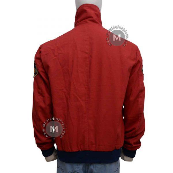 Mitch Buchannon Red Jacket