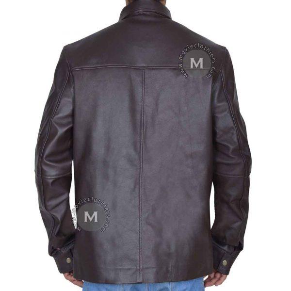 Quinton Canosa Addicted Leather Jacket
