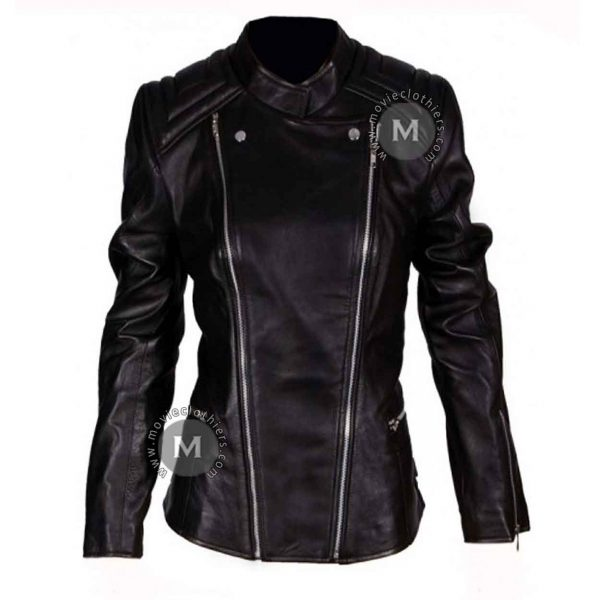 abbey clancy leather jacket