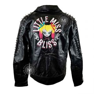 alexa bliss leather jacket