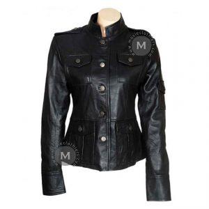 anne hathaway agent jacket