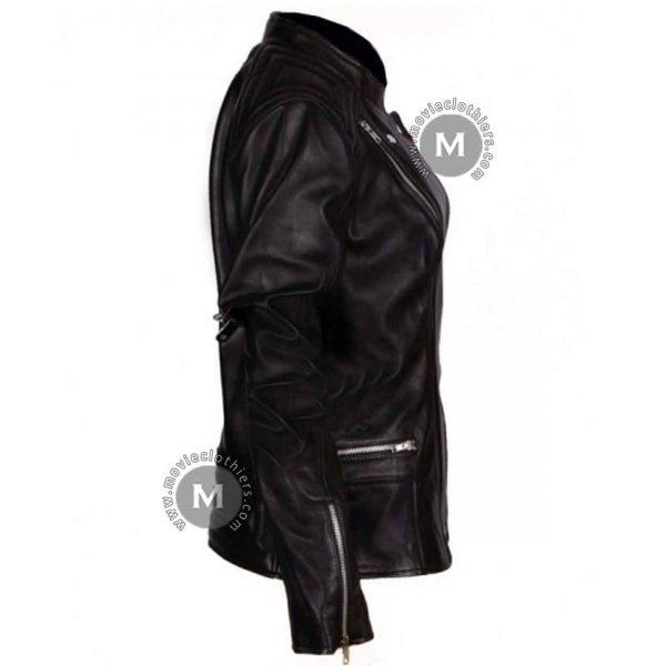 black Abbey Clancy jacket