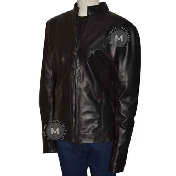 black widow costume top jacket