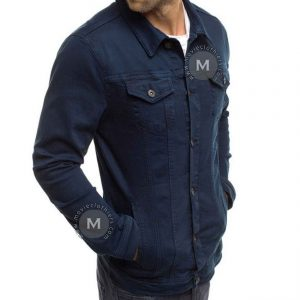 david giuntoli cotton jacket