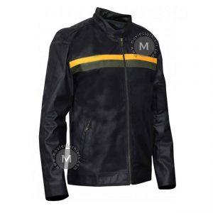 dylan massett biker jacket