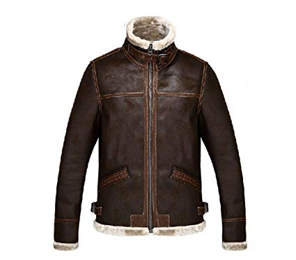 Resident Evil 4 Leon Kennedy Leather Jacket