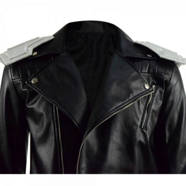 Doom Patrol Robotman Leather Jacket