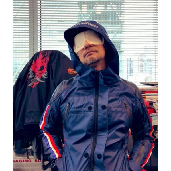 Sam Porter Bridges Death Stranding Jacket