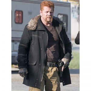 The Walking Dead Abraham Ford Jacket