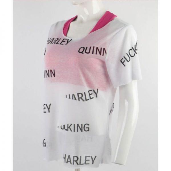 Harley Quinn Birds of Prey T-shirt