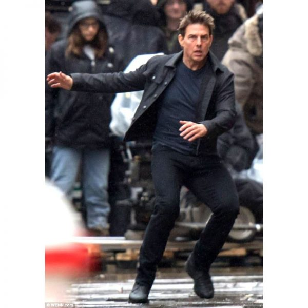 Ethan Hunt MI6 Jacket