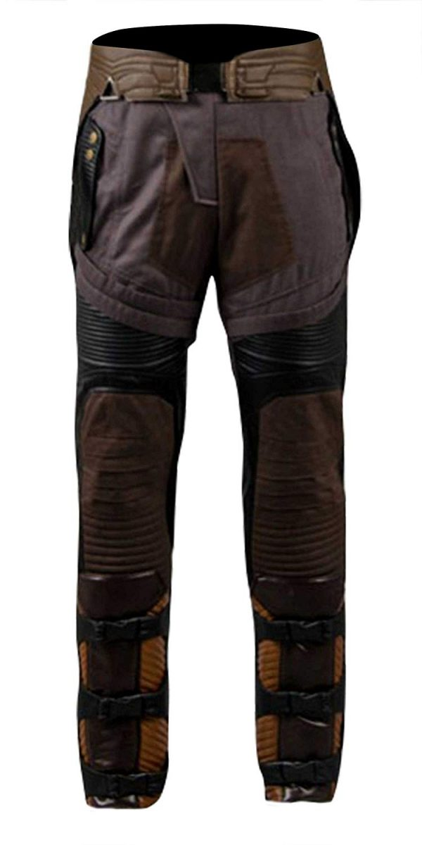 STAR LORD GUARDIANS OF GALAXY LEATHER PANTS