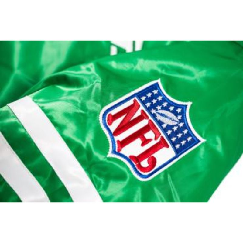 """Packer X Starter """"Coming to America"""" New York Jets Jacket"""