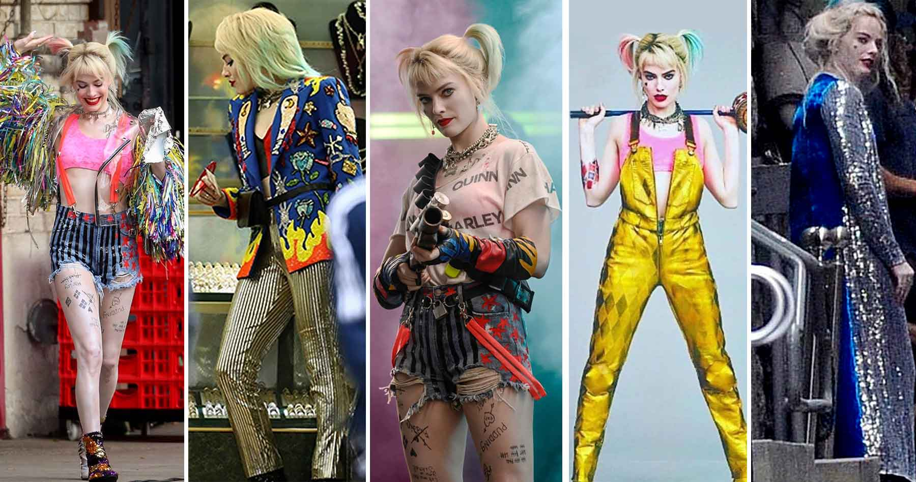 Ultimate Guide To Haley Quinn Birds Of Prey Costumes 2020