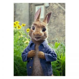 James Corden Peter Rabbit Denim Jacket