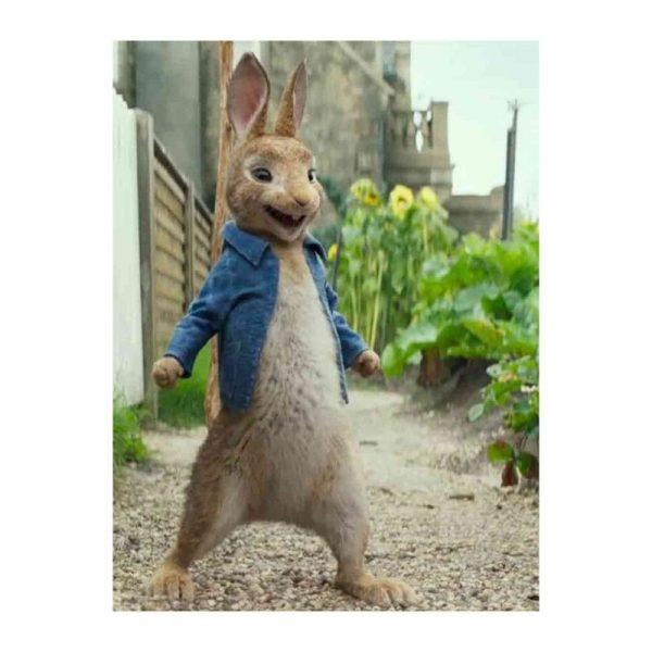 James Corden Peter Rabbit Denim Jacket