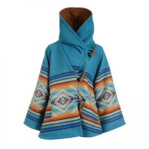 Kelly Reilly Yellowstone Beth Dutton Hooded Coat