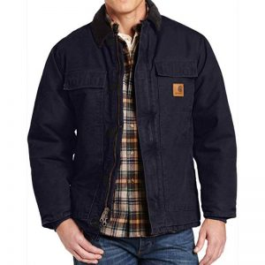 Yellowstone John Dutton Blue Cotton Jacket