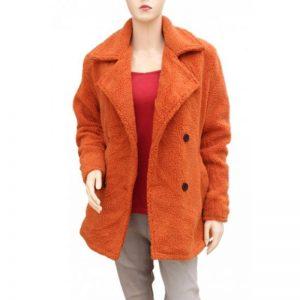 Kelly Reilly Yellowstone Beth Dutton Fur Coat
